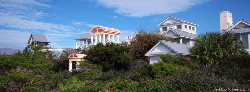Scenic - Seaside Houses